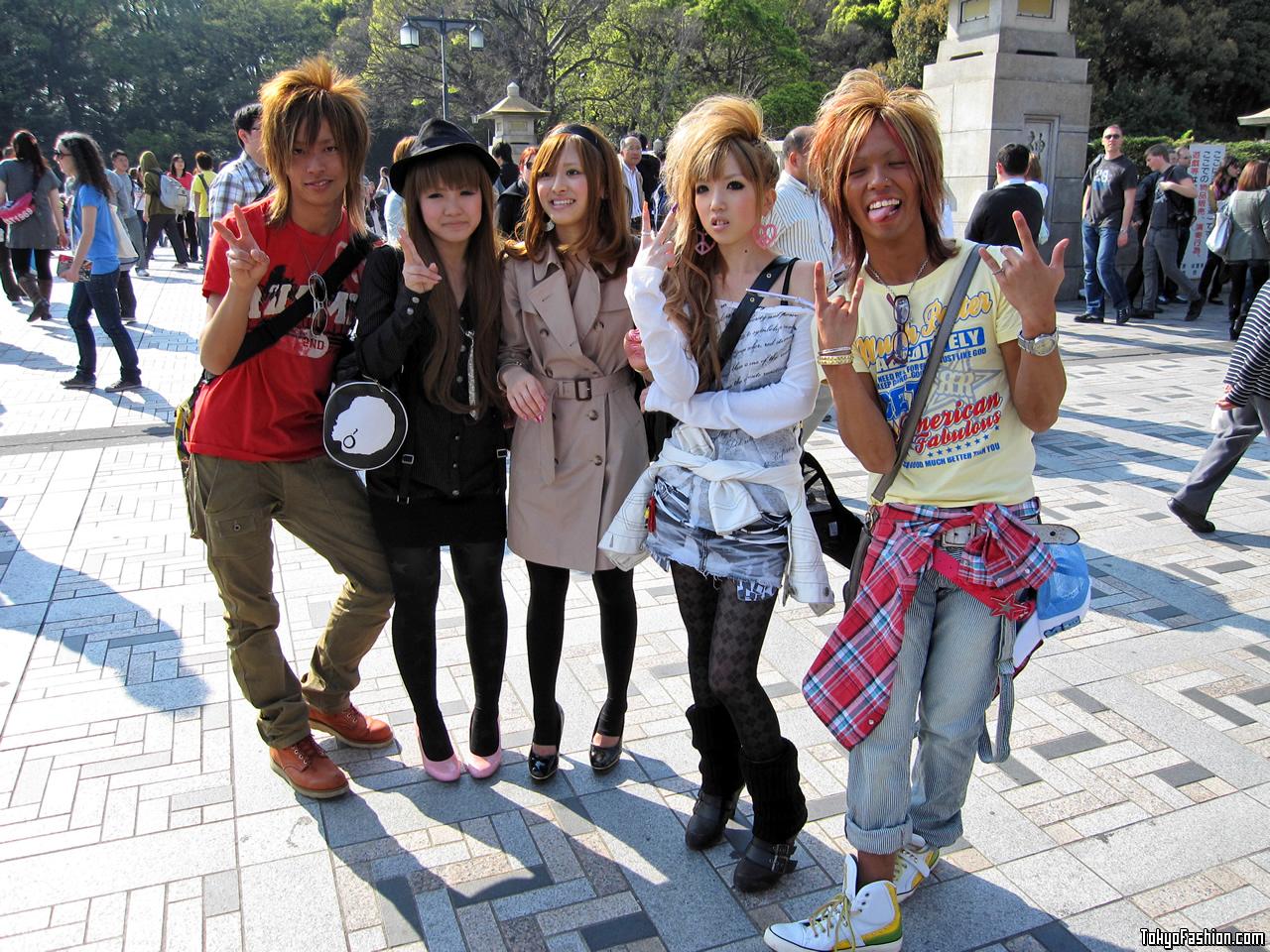 Фото японских тинейджеров 13 фотография