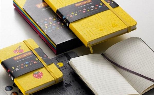 записные книжки Moleskine Pac-Man