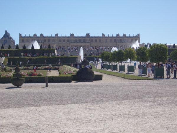 Дворец Версаля