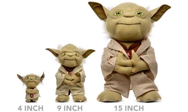 игрушки Мастер Йода