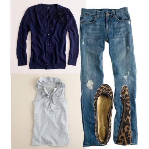 практичная женственная одежда