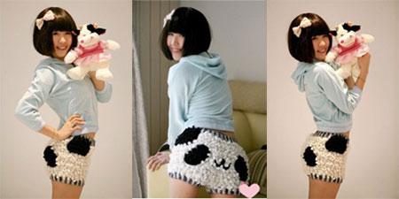 шорты Панда/Panda