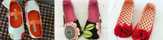 выкройки женской обуви
