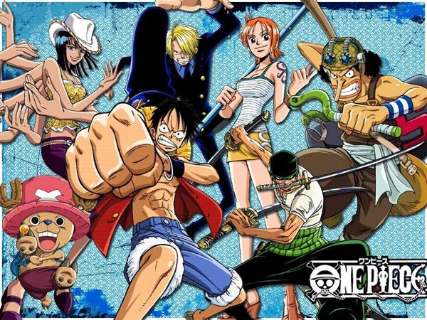 Аниме Ван-Пис/One Piece