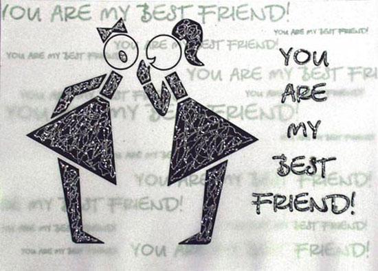 лучшая подруга