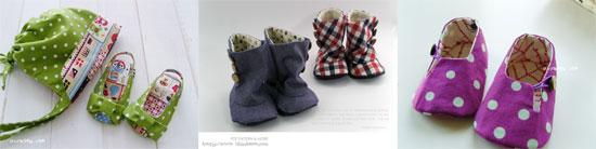 выкройки детской обуви