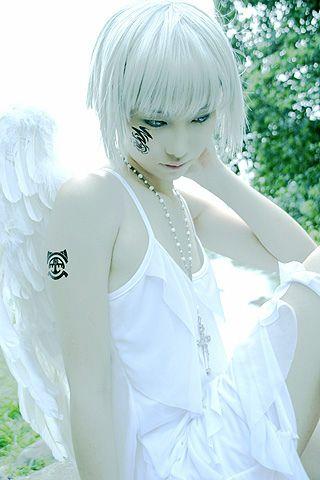 аниме ангел