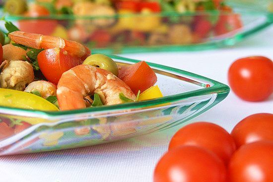 Рецепты вкусных салатов без майонеза