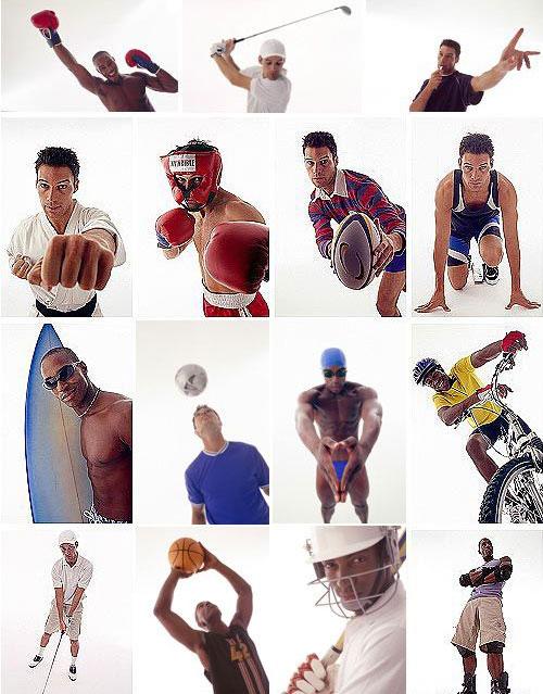мужские виды спорта