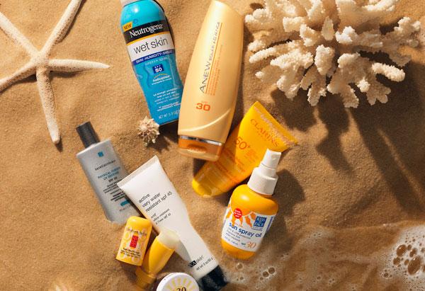 выбрать солнцезащитный крем