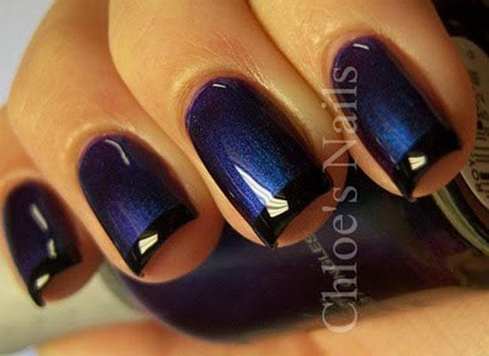Вариант 1 темно синий перламутровый