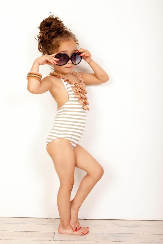 Летняя мода для девочек фото