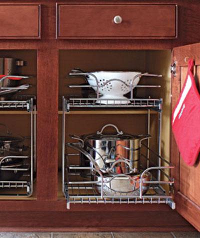 Как организовать пространство на кухне
