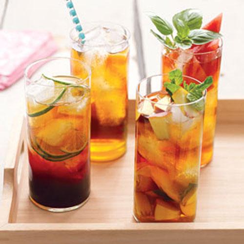 освежающий летний чай