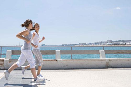 тренировки бег