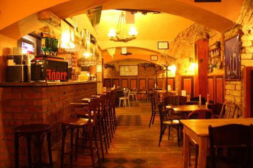 кафе и рестораны Праги