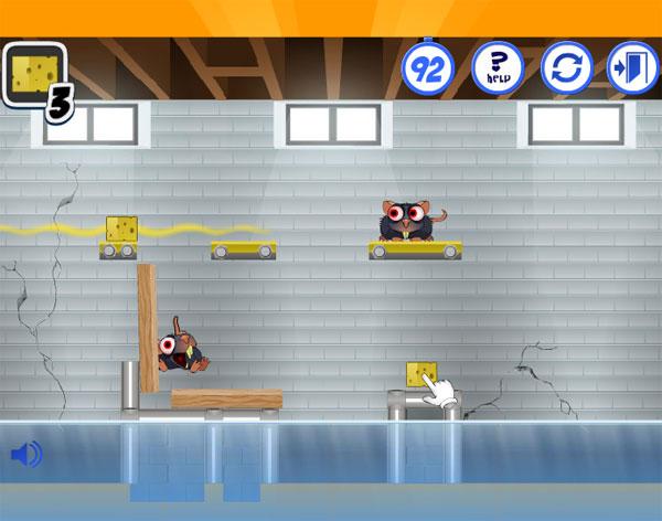 Онлайновая flash-игра Verminator