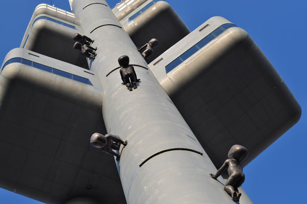 Прага телевизионная башня