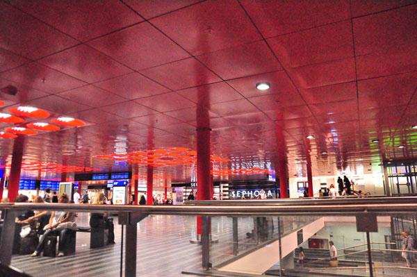 железнодорожный вокзал Праги