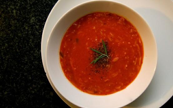 рецепт как готовить суп с рисом и