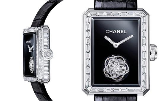 наручные часы Chanel Premiere Flying Tourbillon