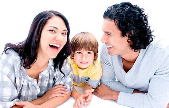 отдых с семьей