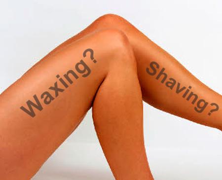 бритье или эпиляция