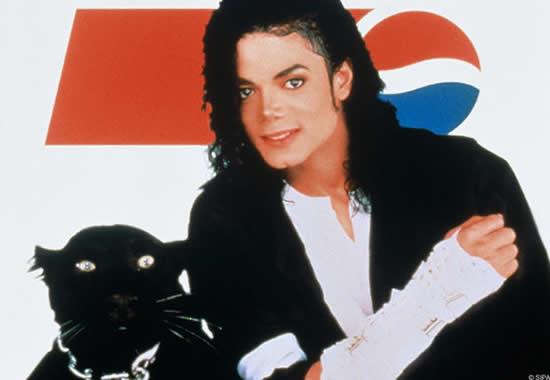 Pepsi и Майкл Джексон/Michael Jackson