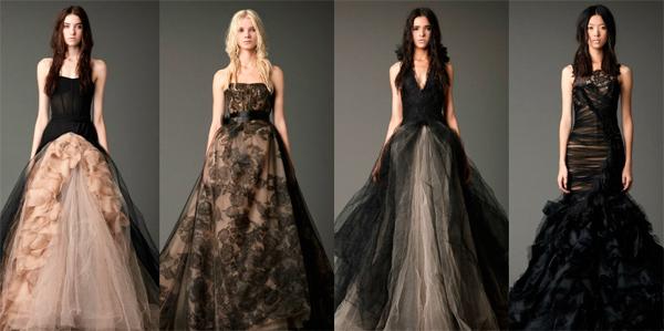 свадебные платья Вера Вонг 2012