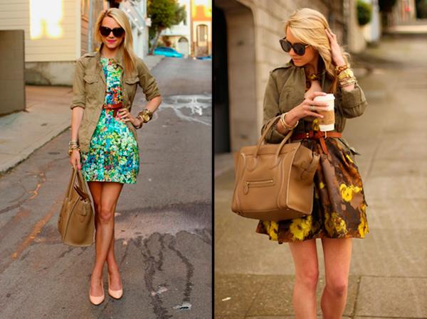 что носить летом 2012