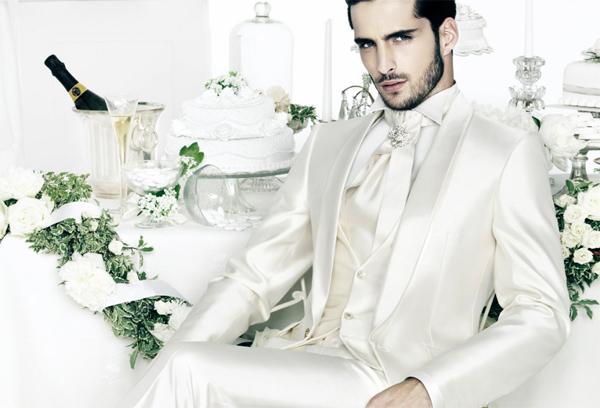 Мужские свадебные костюмы Carlo Pignatelli