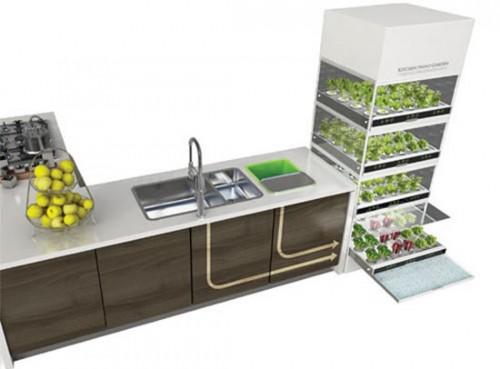 домашний огород Kitchen Nano Garden