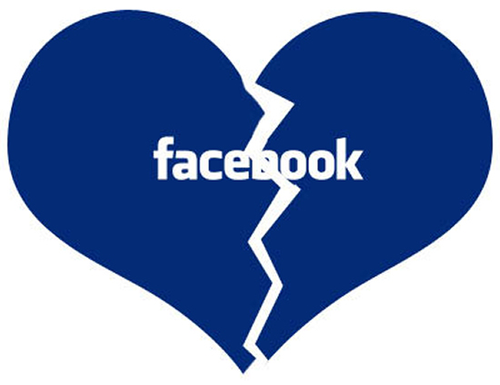 отношения и Facebook