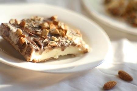 рецепт тортика с мороженным