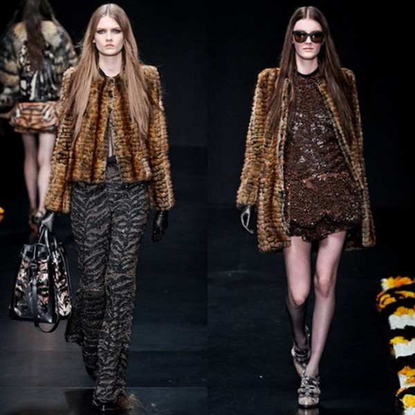 модные шубы 2012-2013