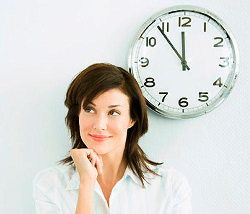 сэкономить время на красоте