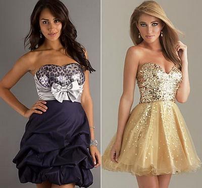 Коктейльное платье для Нового 2013 года