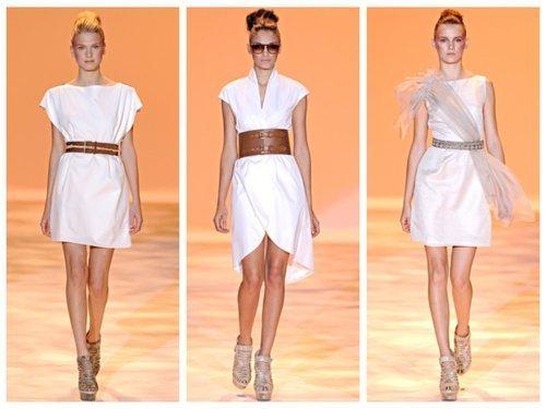 Модные аксессуары весна-лето 2013