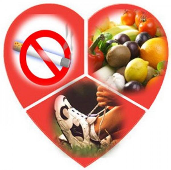 Профилактика сердечнососудистых заболеваний