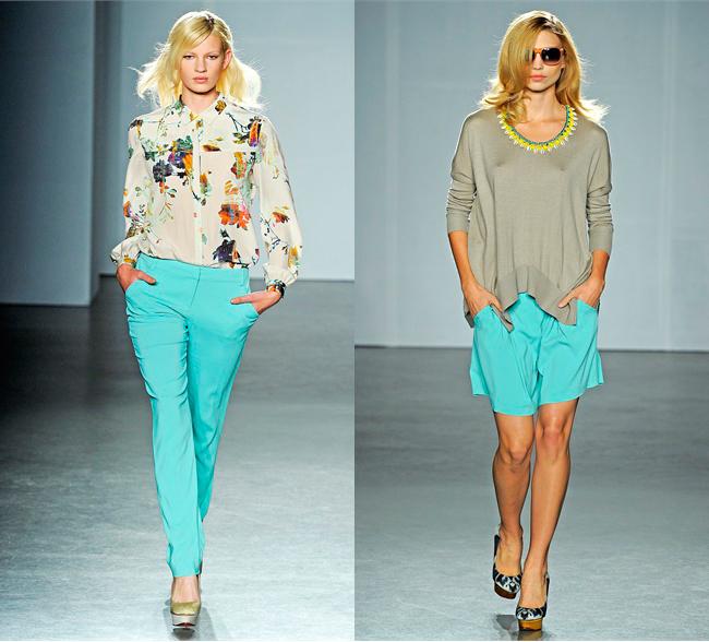 Бирюзовый цвет – модный тренд сезона Бирюзовый цвет - модный тренд ... d4e2dc7199b