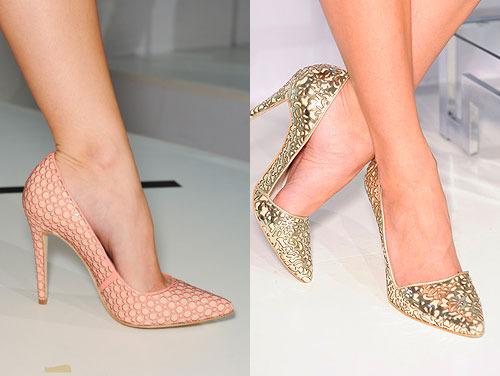 Самая трендовая обувь сезона весна-лето 2013 (часть 2)
