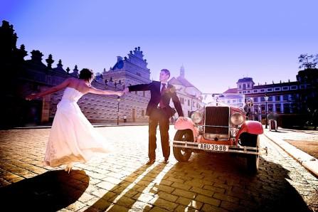 Свадьба в стиле романтика Парижа
