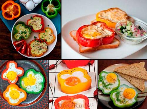 Как сделать завтрак на скорую руку