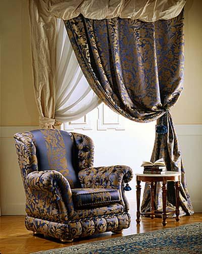 Как сочетать шторы с другими предметами интерьера