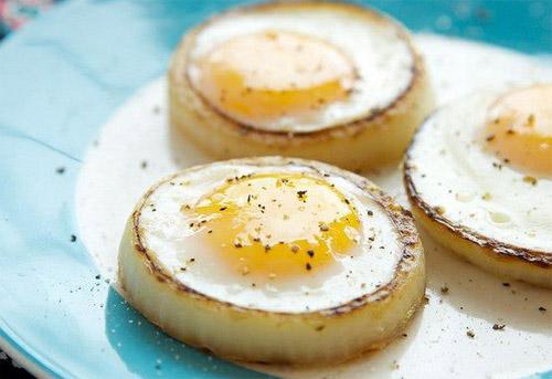 вкусный и красивый завтрак
