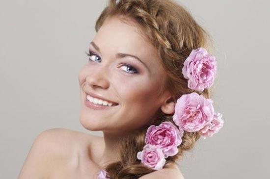 Модные аксессуары для волос весна-лето 2013
