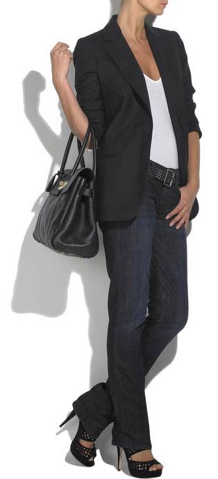 Модная повседневная одежда 2013
