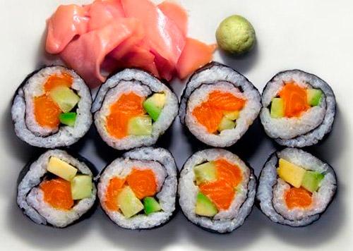 маки суши в домашних условиях