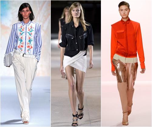Офисная мода 2013