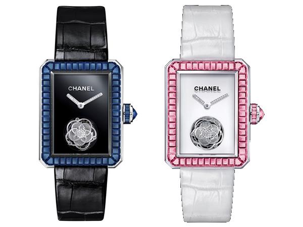 часы Premiere Flying Tourbillon от Chanel
